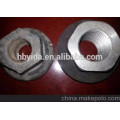 Rebar mechanische Ankerplatte