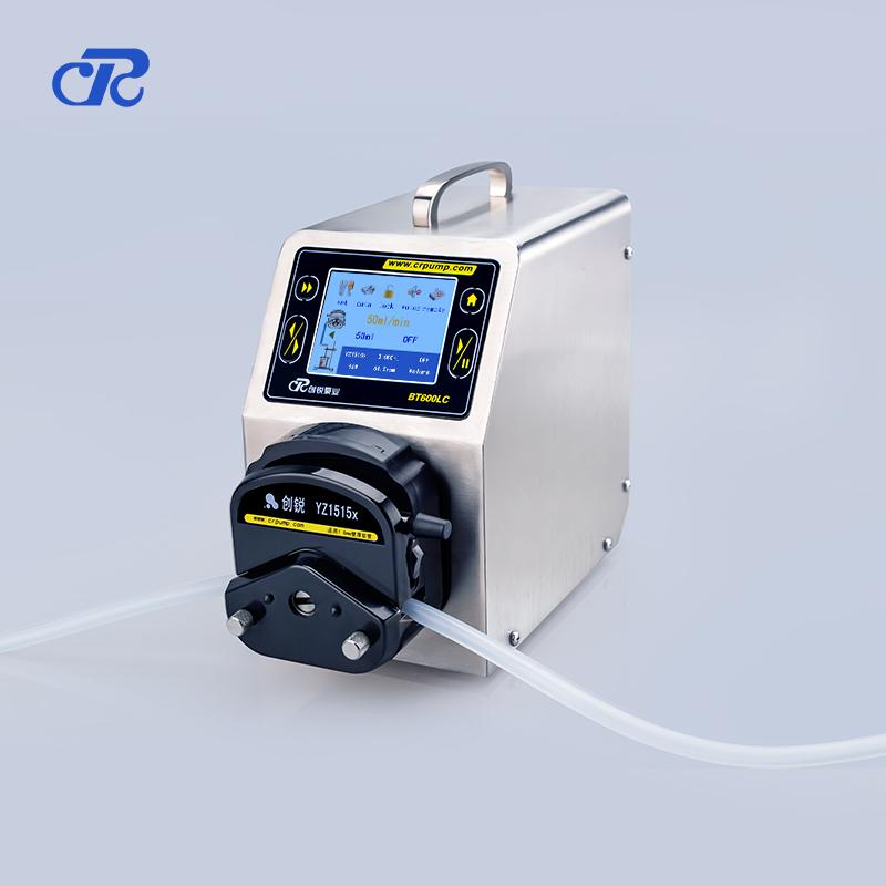 Stepper Motor Transfer Peristaltic Pump