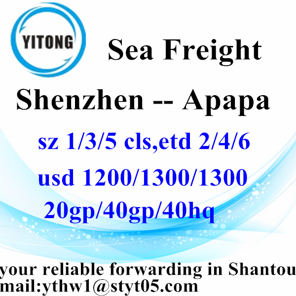 Shenzhen International Express Delivery Services untuk Apapa