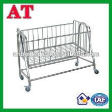 Novo produto em aço inoxidável balanço cama