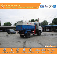 new DONGFENG 4x2 12CBM self loading garbage truck