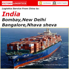 Freight Shipping LCL From China to New Delhi (Freight LCL)