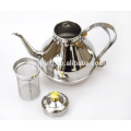1.2/1.8L stainless steel coffee pot wholesale, tea kettle