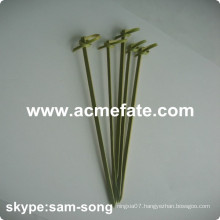 All size and packing long bamboo skewer BBQ