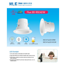 4inch Cree COB 15w LED Downlight with 100-365V Input
