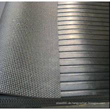 Breite gerippte Front Stall Kuh Rubber Mat