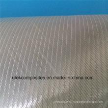 +/- 45 600GSM Tela biaxial de la fibra de vidrio para el barco