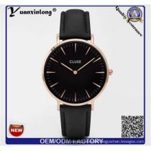 Yxl-753 Luxury Quartz Custom Sports Watch Leather Stainless Steel Branded Fashion Women Vogue Ladies Watches