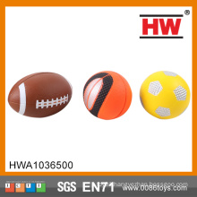 Funny Toy Stress Ball Rugby football basketball PU Sport play ball