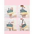 2016 neue design windel tasche mama koreanischen stil 6 stücke set mama tasche dot tragbare Diagonal span Multifunktions windel tasche