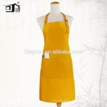 Kefei delantal patrones para tienda delantal amarillo