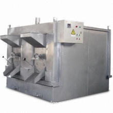 Peanut Roasting Machine with 2.2kW Motor Power and 80kW Electric Furnace Power
