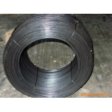Manufacture supply pure balck electric iron wire
