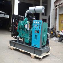 Прейскурант генератора с турбонаддувом открытого типа с водяным охлаждением Работает от Perkins 2206c-E13tag3