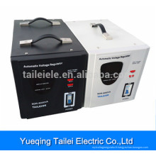 Affichage numérique à LED régulateur automatique de tension électrique résident domestique