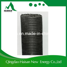 Professional Reinforcing Low Price Warp Knitting Polyester Geogrid for Retaining Wall