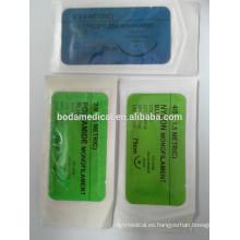 Sutura quirúrgica vicryl absorbible barata de buenas ventas