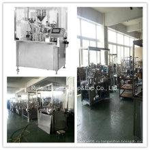 Автоматическая машина для наполнения и упаковки пенопласта