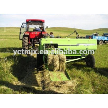 hydraulic small round hay baler with factory price