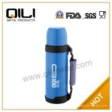2014 новый тип бутылка воды голубой фанки Термос из нержавеющей стали