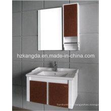 Cabinet de salle de bains en PVC / vanité de salle de bain en PVC (KD-298D)