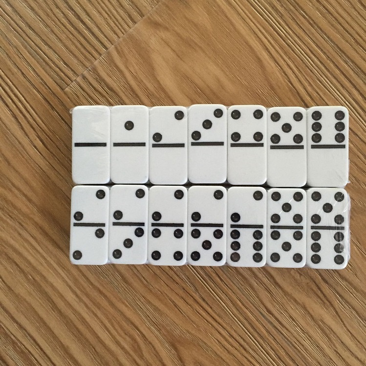 Wholesale White Dominoes