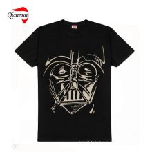 Männer bedruckte runde Kragen T-Shirts (HF02)