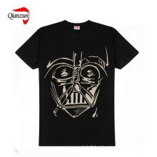Men's Impresso Colar T-Shirts (HF02)
