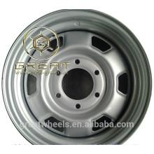 Новые дизайнерские стальные диски 6x139.7 pcd 15x7