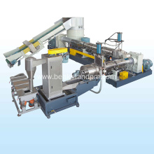 PP film Compactor double stage pelletizing line