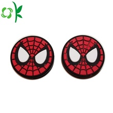 Spider-man Best Cartoon Cool Silicone Dampeners