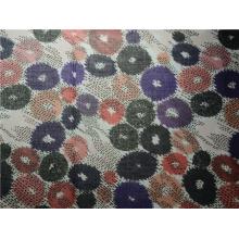 Nueva tela flocado impresa material del algodón (DSC-4158)