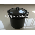 Enamel noodle pot with basket