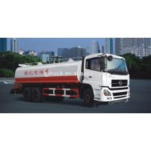 Caminhão da água de 6X4 RHD 20CBM Dongfeng / caminhão de tanque da água / caminhão pulverizador de água / carro da água / caminhão do transporte da água / camião da água