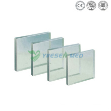 2mmpb Radiation Protection Protective X-ray Lead Glass