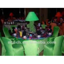 cor verde bruta esticar tampa da cadeira, CT329, apto para todas as cadeiras