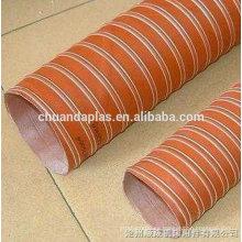 Los productos muy baratos una cara echaron a un lado la tela del caucho de silicón de alibaba china