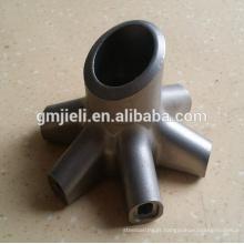 Raccords de coulée en acier inoxydable 304 en acier inoxydable (ISO90001 / IS16949)