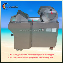 660kg/h Industrial Carrot Cutter Machine for SME