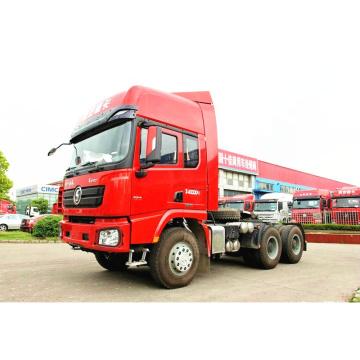 Shacman Delong X3000 4X2 Tractor Heavy Duty Truck Vehicle Shaanxi Trailer Truck Head Original Factory Price