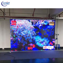 High resolution P3.91 small led display