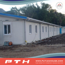 Prefab Luxury High Quality Container House as Modular Home