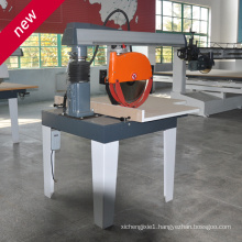 Hcj224L Woodworking Circular Saw Machine Wood Radial Arm Saw