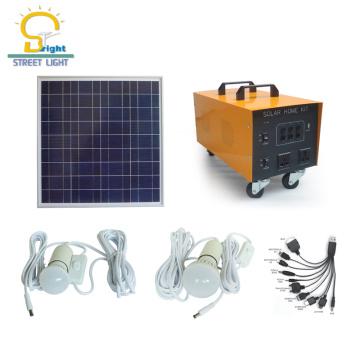 Экономия 5кВт энергетической системы солнечной силы высокого качества наборы панели солнечных батарей