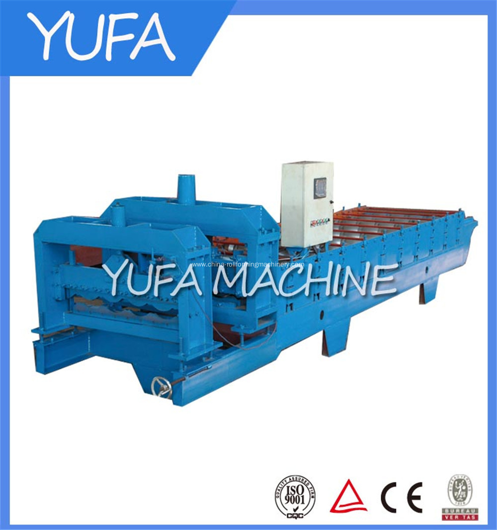 Resonable Price Glazed panel roll forming machine