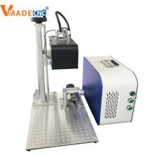 Machine de marquage laser à fibre optique 3D à autofocus dynamique