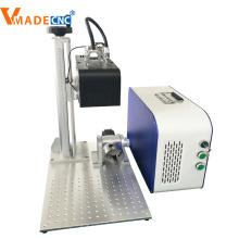 Máquina de marcação a laser de fibra Dynamic 3D Autofocusing