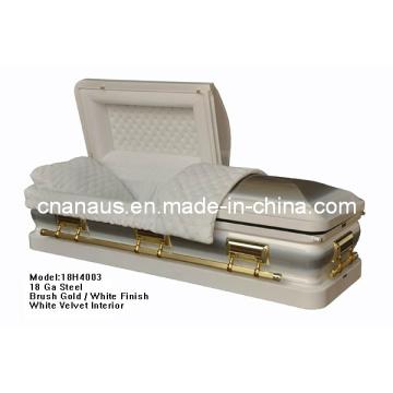 18 Ga Steel Casket (ANA)