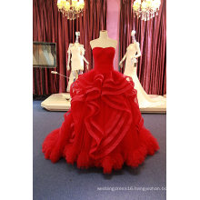 Tulle Lace Prom Evening Dress Gown