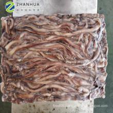 Frozen Indian Ocean Black Squid Long Sexual Tentacle